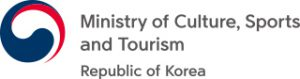 Ministry of Culture, Sports & Tourism Logo, Republic of Korea