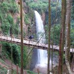 Kisiizi Falls Suspension Bridge