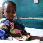 malnourished child Kisiizi Hospital