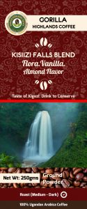 Kisiizi Falls blend coffee
