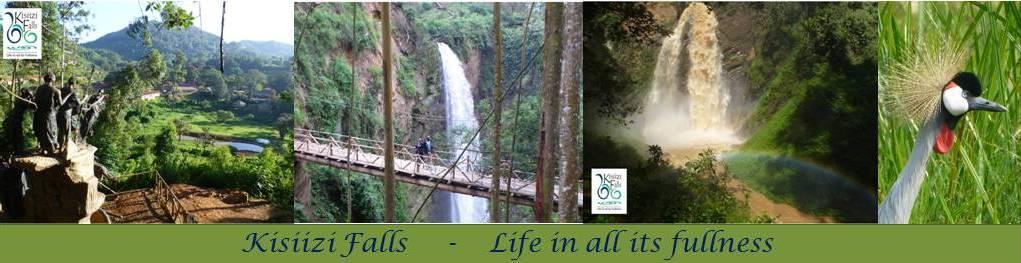 Kisiizi Falls